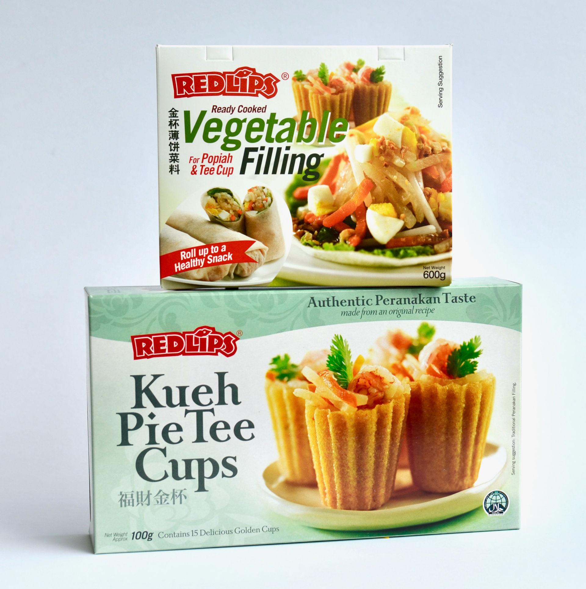 15 Regular Kueh Pie Tee Fun Pack
