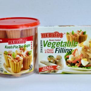 30 Regular Kueh Pie Tee Fun Pack