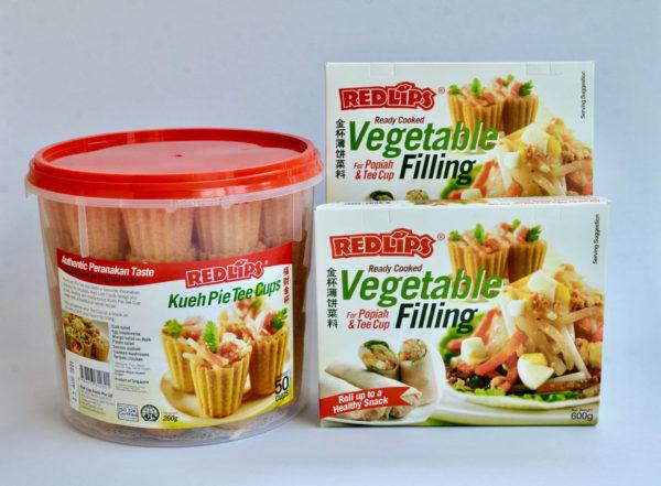 50 Regular Kueh Pie Tee Fun Pack