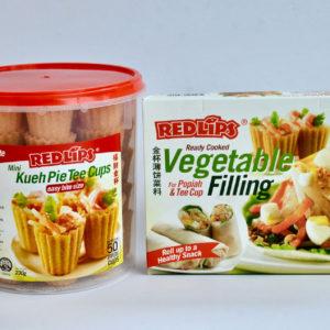 50 Mini Kueh Pie Tee Fun Pack