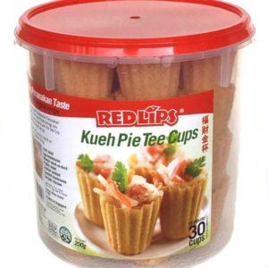 30 Regular Kueh Pie Tee Cups